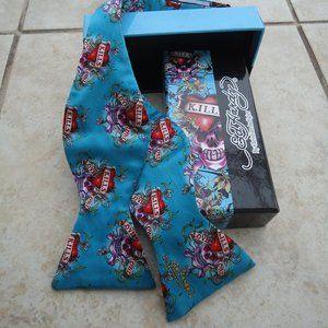 Ed Hardy Men's Bow Tie (Love Kills)